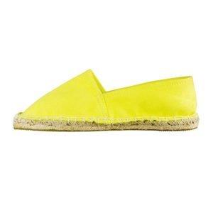 sapatilhas de lona  Amarilla