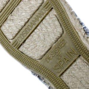 sapatilhas de lona  Jcolivier Etnico