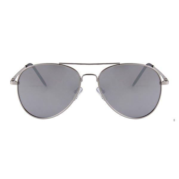 Gafas de Sol aviador BEAUVAIS SILVER