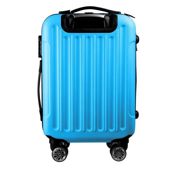 maleta grande azul