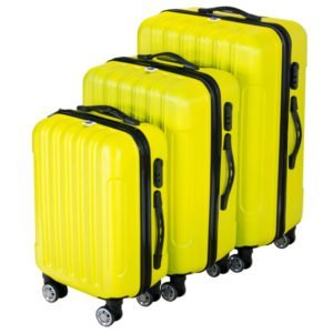 Set de 3 maletas de viaje JCOlivier