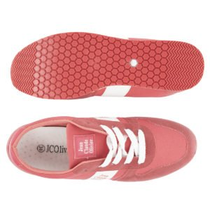 Zapatillas Casual Sport Coral