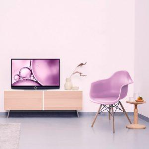SillÓN Eiffel Pink 60,5X64X83 – Asien Al Suelo 45