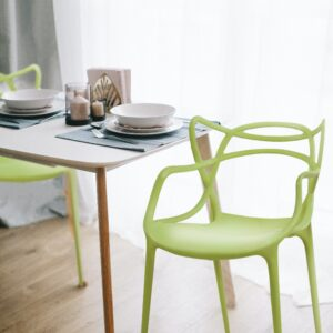 Silla Thonet Green