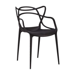 Silla Thonet Black